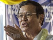 Cambodia's Supreme Court rejects bail for detained opposition leader