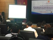 Vietnamese firms helped to participate in foreign distribution networks