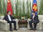 China, ASEAN agree to push economic cooperation