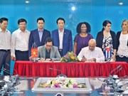 Vietnam, Cuba enhance publishing cooperation