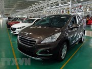 Automobile sales rise sharply in April