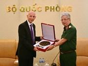 Vietnam, Israel intensify defence collaboration