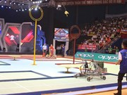 2018 Vietnam Robocon's final round kicks off