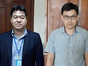 Two more former officials of Binh Son refining company prosecuted