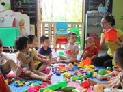 Tighter control needed for Hanoi private pre-schools