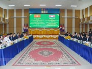 Vietnam, Cambodia promote border trade