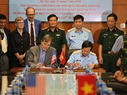 Vietnam, US sign agreement on dioxin treatment in Bien Hoa