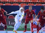 Vietnam lose to Iran at AFC futsal event