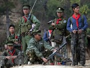 At least 19 people killed in clashes in Myanmar
