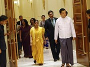 Myanmar, India sign various cooperation deals