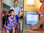 Timor Leste's citizens cast votes in general election