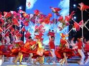 Red Flamboyant Flower Festival kicks off in Hai Phong