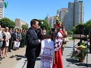Vietnamese, Ukrainian war veterans foster friendship