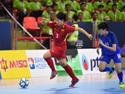 Vietnam ranks fourth at AFC Women's Futsal Champs