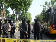 Indonesia raises security alert to highest level