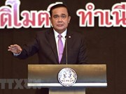 Thai PM gets high approval ratings in NIDA poll