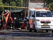 Condolences sent to Indonesia over terror attacks