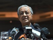 Malaysian PM Mahathir may hold position for 1-2 years
