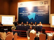 Promotion of gender equality in development discussed