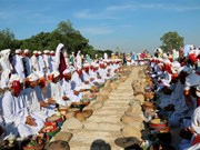 Cham Bani people in Binh Thuan celebrate Ramuwan festival