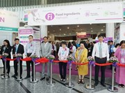 Vietnam Food Ingredients opens in HCM City