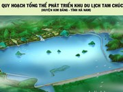 New national tourism site to take shape in Ha Nam