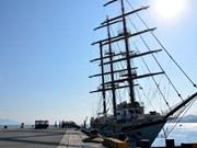 Vietnam Naval Academy ship concludes Cambodia, Thailand visits