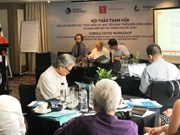 Workshop talks good governance towards achieving SDGs