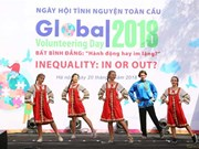 Global Volunteering Day 2018 attracts thousands
