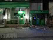 Blasts rock Thailand's four southern provinces