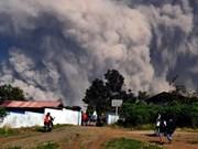 Indonesia: Mount Merapi volcano erupts again