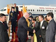 Governor-General of Australia begins State visit to Vietnam