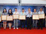 """""""Don't play with natural disasters"""" wins first prize of film contest"""