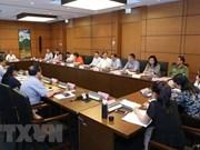 Legislators debate draft laws on May 23