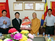 VFF Vice President sends wishes on Lord Buddha's birthday