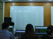 Shares bargained away, pushing down VN-Index