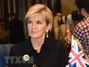 Australian FM talks about Vietnam-Australia relationship