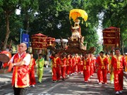 Hanoi celebrates 590 years since King Le Thai To's coronation