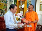 Greetings extended to Buddhists on Buddha's birthday