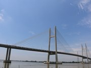 Australian-funded Cao Lanh Bridge inaugurated