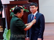 Laos presents Labour Order to Viettel joint venture