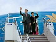 President's visit to Japan expected to lift two-way trade