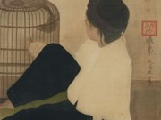 Painting by Vietnamese artist sold for record price
