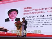 Party ties important to Vietnam, China