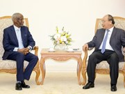 PM welcomes new Sudanese ambassador