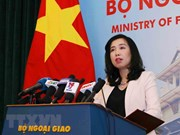Vietnam welcomes efforts for peace in Korean Peninsula