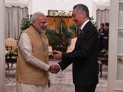 India, Singapore agree to enhance economic, defence ties