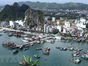 Quang Ninh works to improve tourism infrastructure