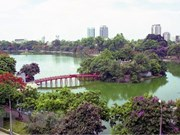 Hanoi acts to promote green lifestyle