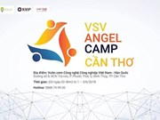 VN Silicon Valley Angel Camp improves students' startup knowledge
